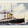 Battleship of 1900.