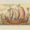 Saxon ships.