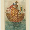 A fifteenth century English ship.