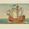 A ship at the end of the fifteenth century.