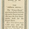 """The """"Prince Royal."""""""