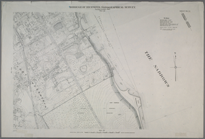 Sheet No. 34. [Includes Belair Road, Hope Avenue, Evelyn Place, St.Johns's Avenue, Shore Acres and Fort Wadsworth.]