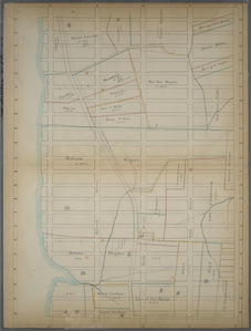 Page 15: [Bounded by W. 115th Street (Morningside Park), Eighth Avenue, (Upper West side), W. 94th Street and Hudson River.]