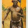 Ratsmitglied eines Stammes.