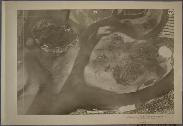 30A - N.Y. City (Aerial Set).