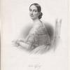 Amalie Taglioni [facsimile signature].