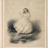 Mlle. Carlotta Grisi. La Sylphide.