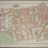 Plate 24, Part of Section 10, Borough of the Bronx. [Bounded by E. 152nd Street, Kelly Street, Avenue St. John, Southern Boulevard, E. 149th Street, Austin Place, E. 147th Street (Dater Street), Trinity Avenue, E. 149th Street and St. Anns Avenue.]