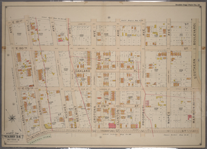 Double Page Plate No. 10, Part of Ward 24, Section 11. [Bounded by E. 181st Street, Southern Boulevard, Marmion Avenue, E. 177th Street and Lafontaine Avenue.]