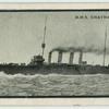 H.M.S. Chatham.