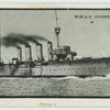 H.M.S. Sydney.