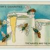 The wasps and the honey pot.