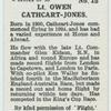 Lt. Owen Cathcart-Jones.