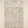 Memphis. Stèle funéraire de la prêtresse Timôpt, (Musée Britanique).