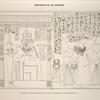 Nécropole de Thèbes. Hypogée de Poéri, administrateur des revenus territoriaux sous Menephthah 1-er.