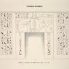 Thèbes, Karnac. Édifice de Tahraka, bas-relief de la paroi C du plan.