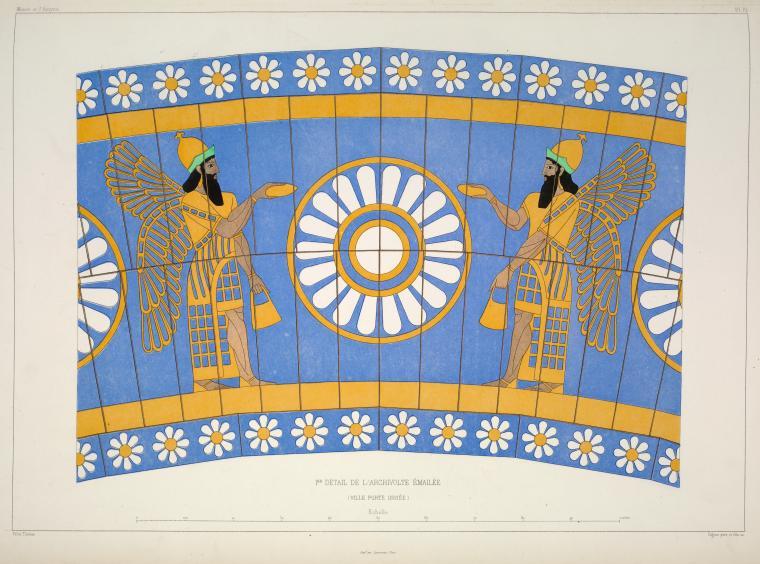 Ninive et l'Assyrie  V. Place. 1867-1870