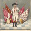 Le Colonel du Regiment de Ligne.
