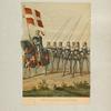 Banner und Ordensleute der Johanniter.