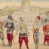 Italy. Papal States, 1821-1838