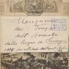Italy. Sardinia, 1833-1838