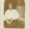 [Adele Spady and Dr. Max Racz.]