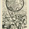 Suffrage campaign propaganda. Work of Kardos, Boske.]