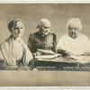 Lucretia Mott; Susan B. Anthony; Elizabeth Cady Stanton.