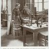 Prof. Dr. Marya  Curie-Sklodowska W Swojej Pracowni.