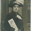 Vilma Glucklich, 1912.