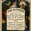 Scribner's for October.
