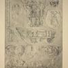 Represents the fragments excavated by Mr. Somers Clarke, which belong to the various scenes in this tomb. ...