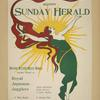 Boston Sunday herald. Boston herald opera house. Sunday, March 22.