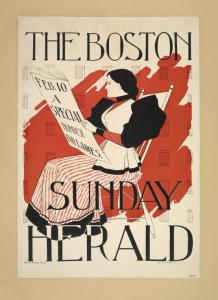 The Boston Sunday herald. Feb. 10.