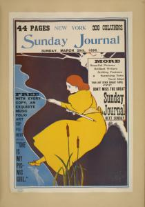 New York Sunday journal. Sunday, March 29th, 1896.
