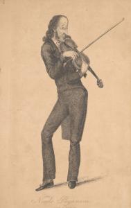 NIcolo Paganini.