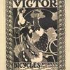 Victor bicycles. Overman wheel company.