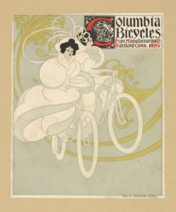 Columbia bicycles. Digital ID: 1541669. New York Public Library