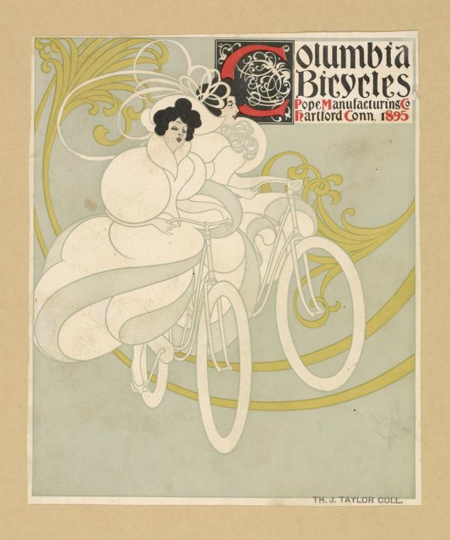 Columbia bicycles.