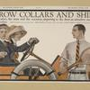 Arrow collars & shirts. Saturday evening post, April 13, 1912.