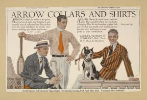 Arrow collars & shirts. Saturd... Digital ID: 1541677. New York Public Library