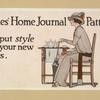 Ladies' home journal patterns will put style into your new dress.