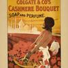Colgate & Co's cashmere bouquet soap and perfume