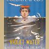 Colgate & Co's violet water