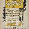 The New York Sunday herald. June 2nd 1895.