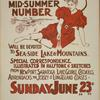 The herald's mid-summer number. Sunday June 23rd 1895.