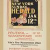 The New York Sunday herald. Jan. 12th.
