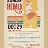 The New York Sunday herald. Dec. 29th.
