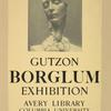Gutzon Borglum exhibition.