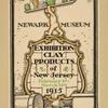 Newark museum. Exhibition of clay products